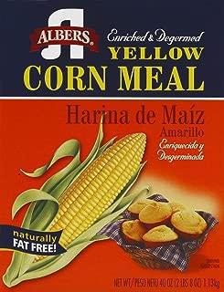 cornmeal box