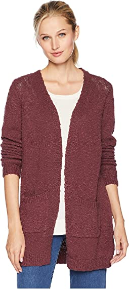 Long Sleeve Sweater Cardigan