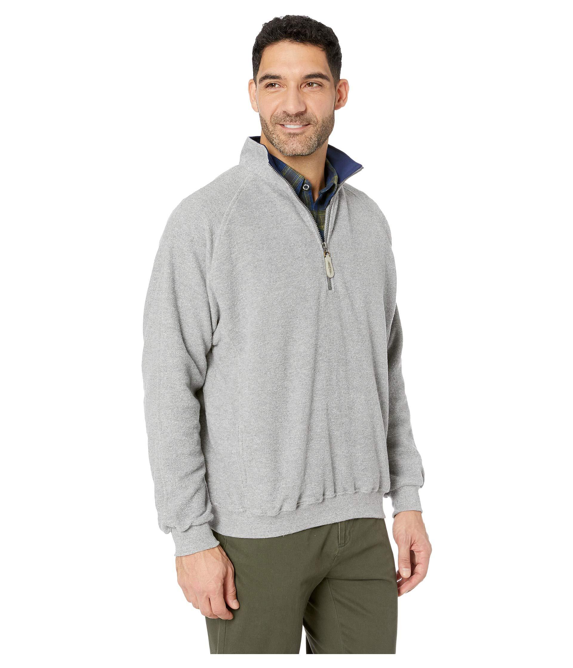 Down Zip navy Fairway Charcoal Fleece Straight Light Hw1qC1