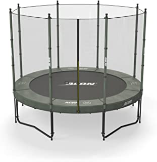 Acon Air 3.0 Trampoline 10ft with Enclosure | Includes 10ft Round Trampoline and Safety Net | Designed for Kids