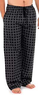 Modern Casuals Black Mix Printed Cotton Flannel Pyjama Trousers XL 38-40 Waist