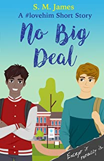 No Big Deal: An Angus and Tyler meet cute (The #lovehim Series Book 2) (English Edition)