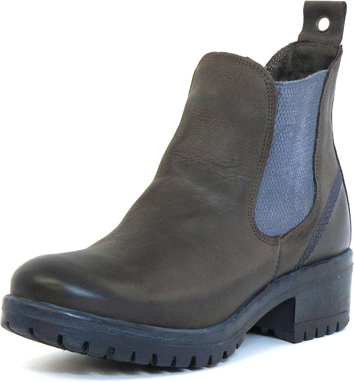 MACA-Kitzbühl Women Sandals Brown, (brown) 2101 Darkbrown bluee