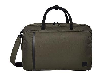 Herschel Supply Co. Bowen (Dark Olive) Tote Handbags