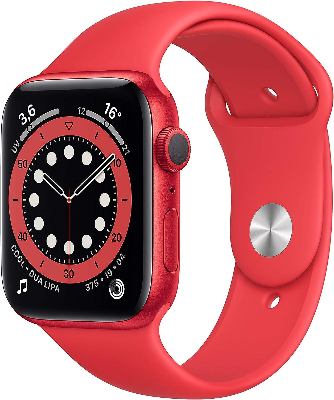 Apple Watch Series 6 (GPS, 44mm) por 442,90€