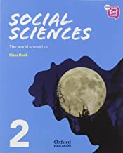 New Think Do Learn Social Sciences 2. Class Book. The world around us (National Edition)