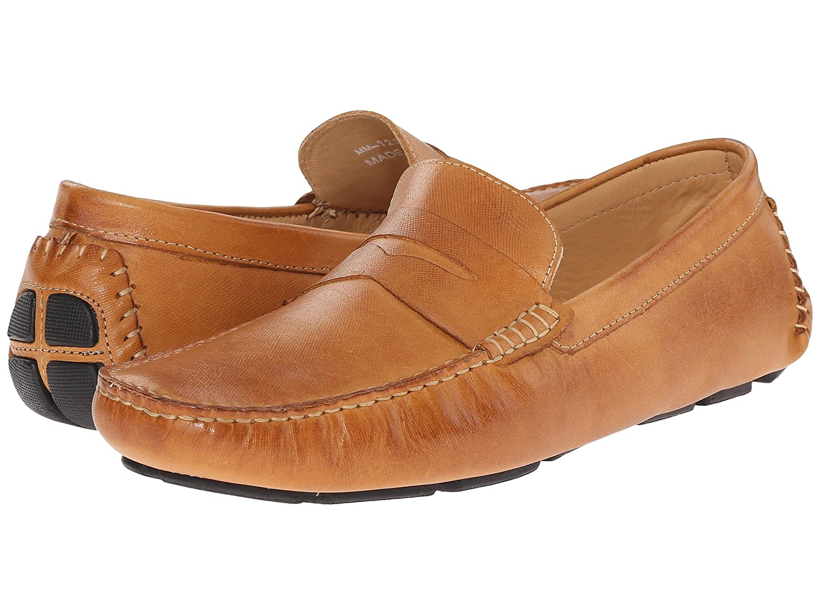 Massimo Matteo Saffiano Penny MocAtmospheric grades have affordable shoes