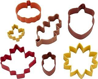 Wilton 2308-8942 Cookie Cutter Set, Steel, Assorted