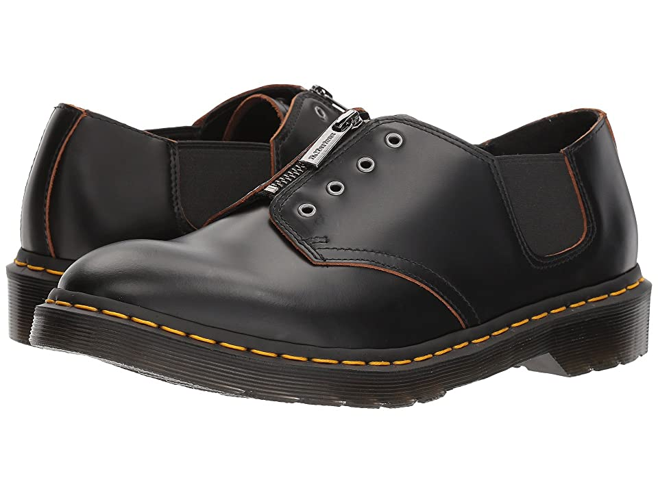 Dr. Martens 1461 GST (Black Vintage Smooth) Men