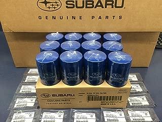 2011-2018 OEM Subaru Engine Oil Filter & Gasket 15208AA15A Geniuine Impreza Legacy Forester 12 PACK