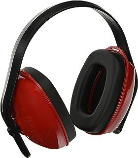 Howard Leight QM24+ Multiple Positioning Headband Earmuff (Red)