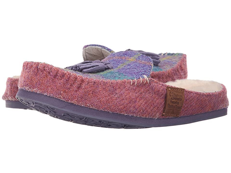 Bedroom Athletics Charlotte (Lilac/Blue Check) Women
