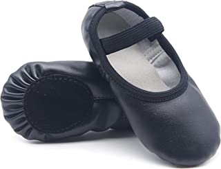 black ballet slippers toddler
