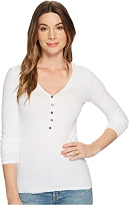 Ingrid Henley Top