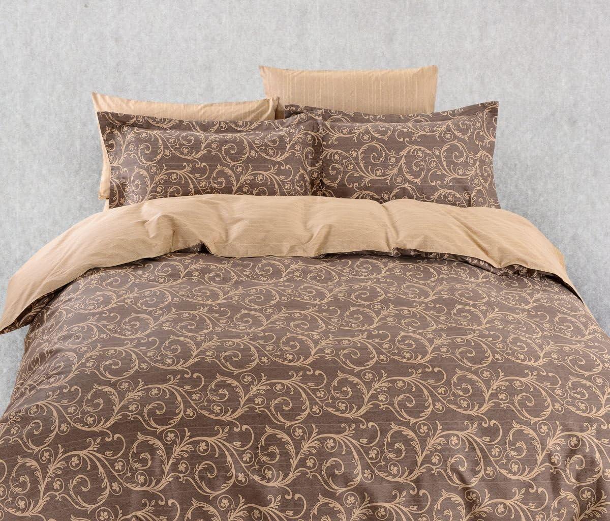 DM602Q Duvet Cover Max 44% OFF Sheets Set Superior Dolce Bolzano Size Queen Mela Bed