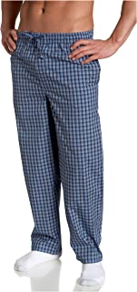 Nautica Sleepwear Men's Wayland Plaid Woven Pant