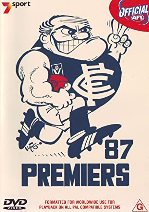 AFL Premiers 1987 Carlton