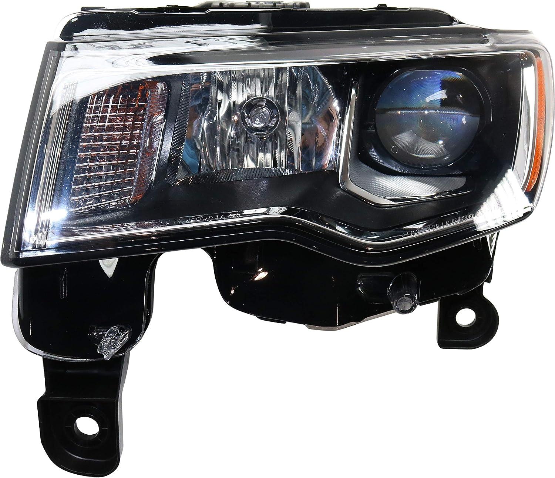 Garage-Pro Headlight Compatible with GRAND JEEP 2017-20 超歓迎された 期間限定で特別価格 CHEROKEE