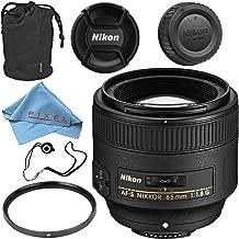 Best nikon nikkor 85mm f 1.8 lens Reviews