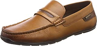 Lee Cooper Men's Casual Leather Fashion Slip On Shoes