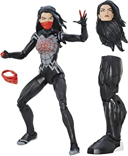 Marvel Spider-Man 6-inch Legends Series Web-Slinging Heroines: Marvel's Silk(Discontinued by manufacturer)