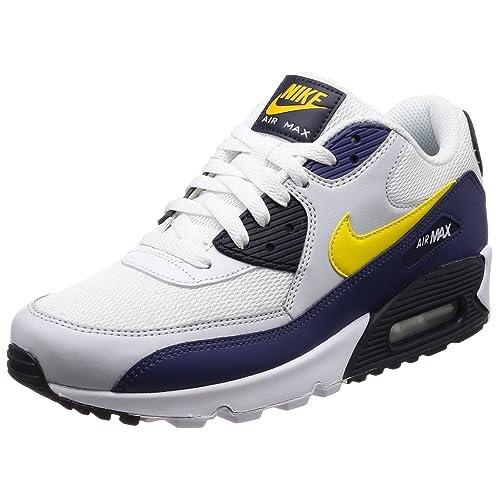 6b8a3593129d Nike Men s Air Max 90 Essential Low-Top Sneakers