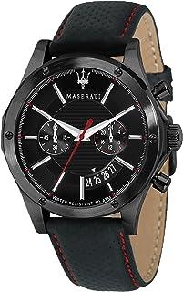 Reloj Cronógrafo para Hombre de Cuarzo con Correa en Cuero R8871627004