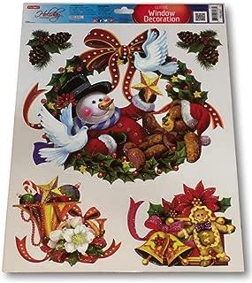 Best light up christmas window stickers Reviews