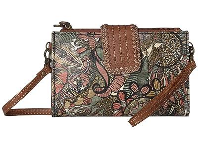 Sakroots Olympic Smartphone Crossbody (Sienna Spirit Desert) Handbags
