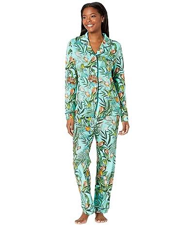 Johnny Was Taina Long Pajama Set