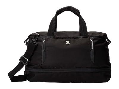 Victorinox Werks Traveler 6.0 Weekender (Black) Weekender/Overnight Luggage