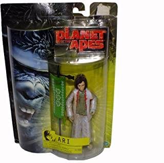 ARI w/ Battle Flag PLANET OF THE APES Action Figure
