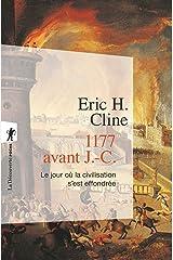 1177 avant J.-C. (POCHES SCIENCES t. 449) Format Kindle