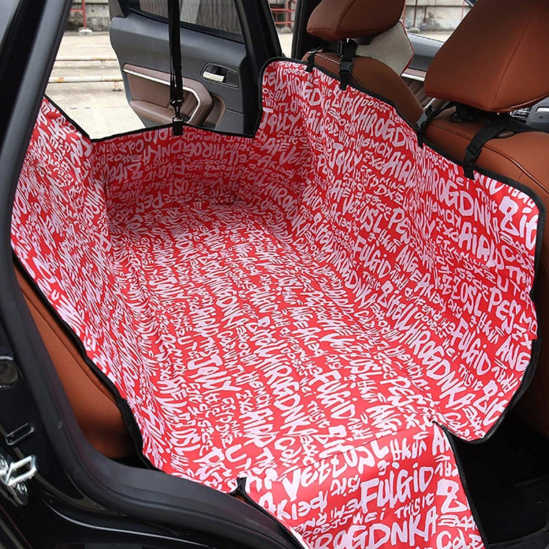 Pet Car Seat,Pet Rear Seat Rear Seat Car Seat Car Seat Car AntiDirty AntiBite Car Mat,Waterproof,Universal