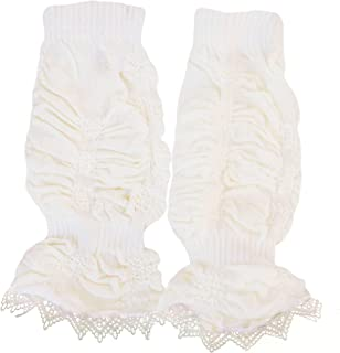 vintage lace leg warmers