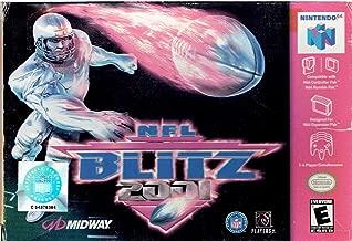 NFL Blitz 2001 - Nintendo 64 (Jewel case)