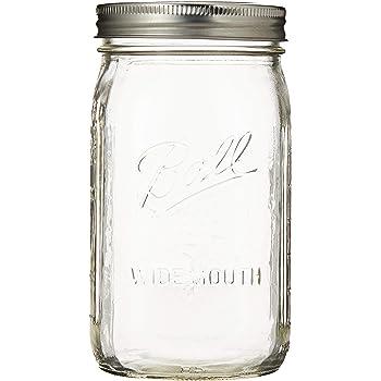 67000 Ball Qt Mason Jar WM 12-pack