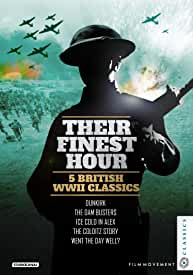 Their Finest Hour: 5 British WWII Classics arrive in Blu-ray Collection March 17 from Film Movement