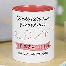 Taza con Frase y dibujo Haga lo que haga esta costurera todo lo borda Regalo para una COSTURERA La Mente es Maravillosa Regalo original y gracioso