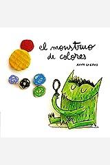 El Monstruo de Colores, en cartoné (Spanish Edition) Hardcover