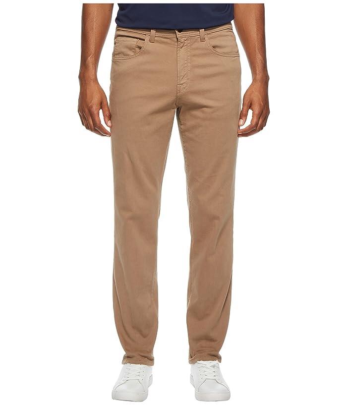 Straight Down Clemson Pants (Khaki) Men's Casual Pants