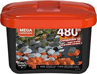Mega Construx Juguete Bloques Mega Caja de Construcción Pro
