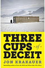 Three Cups of Deceit Kindle Edition