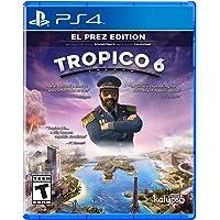 Amazon.com deals on Tropico 6 PS4 by Kalypso Media