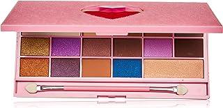 Maquillaje Revolution I Heart Makeup palé Eyeshadow Palette Unicorn Love 22g (16Colours)