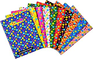 S & E TEACHER'S EDITION Party Favor Bags 50 Pcs, Assorted Plastic Goody Bags, for Party