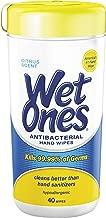 Wet Ones Citrus Scent Antibacterial Moist Wipes 40 ct (Pack of 12)