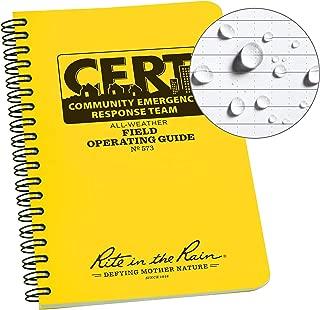 cert field operations guide