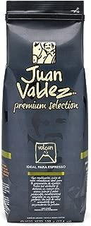 JUAN VALDEZ Strong Colombian Fairtrade Ground Coffee   Café Colombiano 17.6 oz