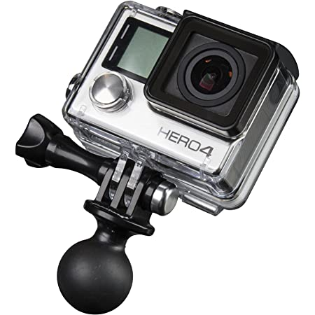 Mantona 21036 Ram Befestigungsadapter Kamera